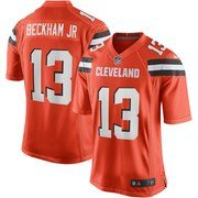Odell Beckham Jr Cleveland Browns Nike Game Jersey – Orange