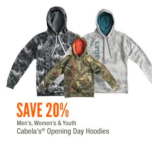 Opening Day Hoodies