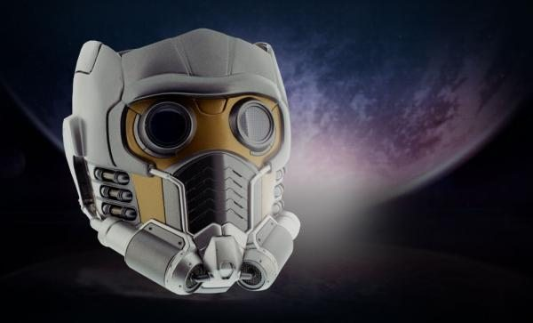 LIMITED EDITION Star-Lord Helmet Prop Replica by EFX