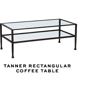 TANNER RECTANGULARCOFFEE TABLE