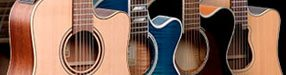 Takamine: Guitars for the Working Musician
