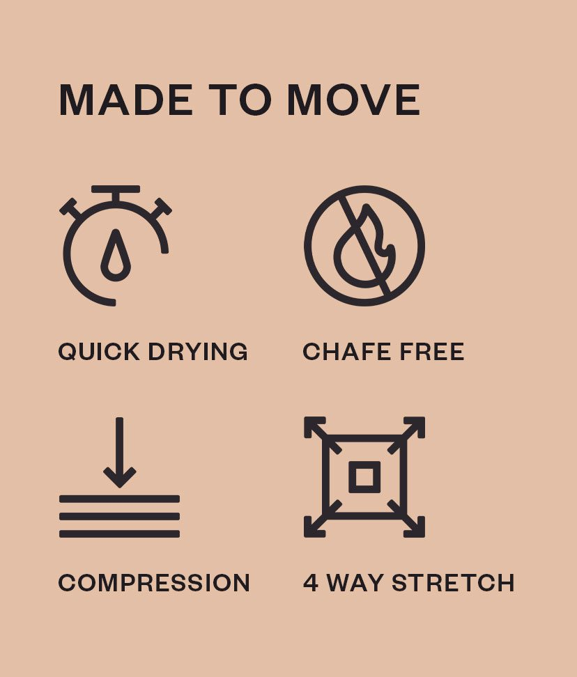 MADE TO MOVE
