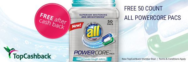 FREE All PowerCore Pacs
