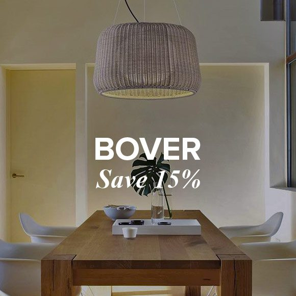 Bover - Save 15%.