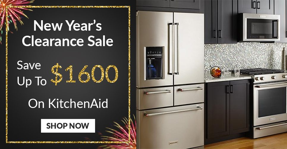 New Year's Clearance KitchenAid Sale
