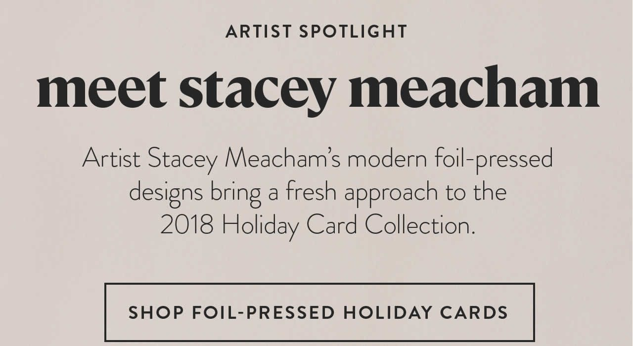 Shop Foil-Pressed Holiday Cards