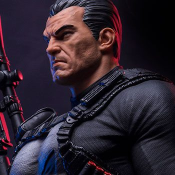 The Punisher Statue by Iron Studios