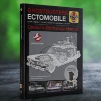 Ghostbusters: Ectomobile (Ghostbusters) Book by Insight Editions
