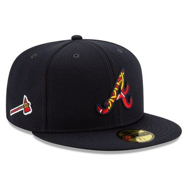 Atlanta Braves New Era 2020 Spring Training 59FIFTY Fitted Hat – Navy