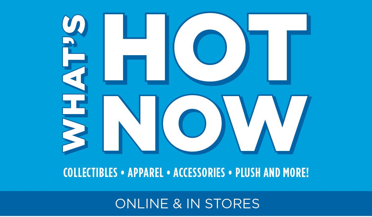 What's Hot Now at FYE