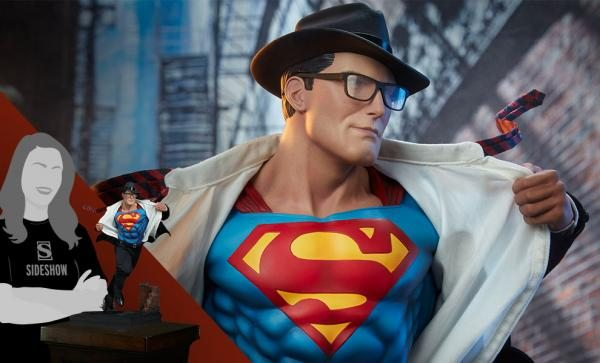 LIMITED EDITION: 2500 Superman™: Call to Action Premium Format™ Figure