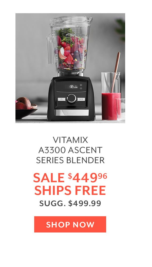 Vitamin A3300 Ascent Series Blender
