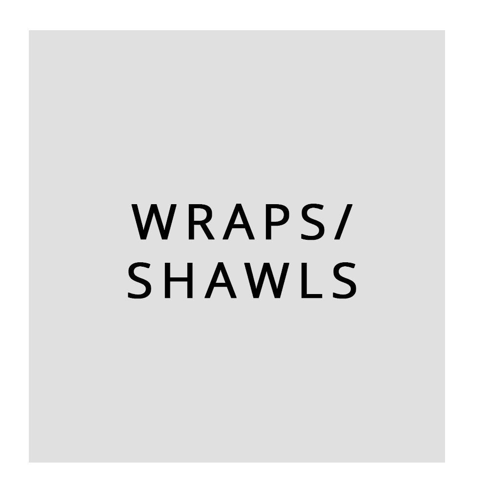 wraps and shawls