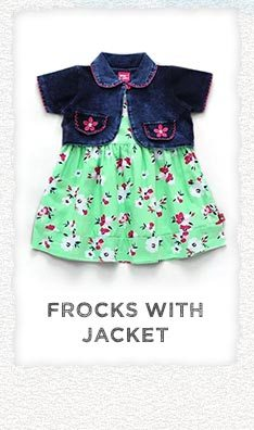 Frocks with Jacket