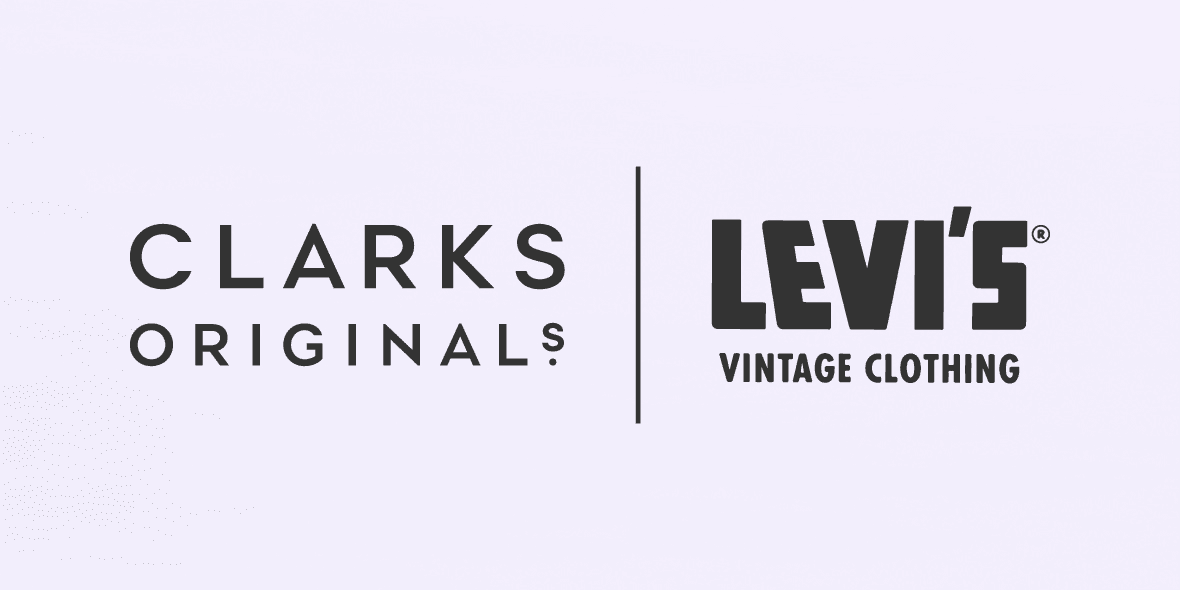 Levi's® Vintage Clothing x Clarks Original links to content page