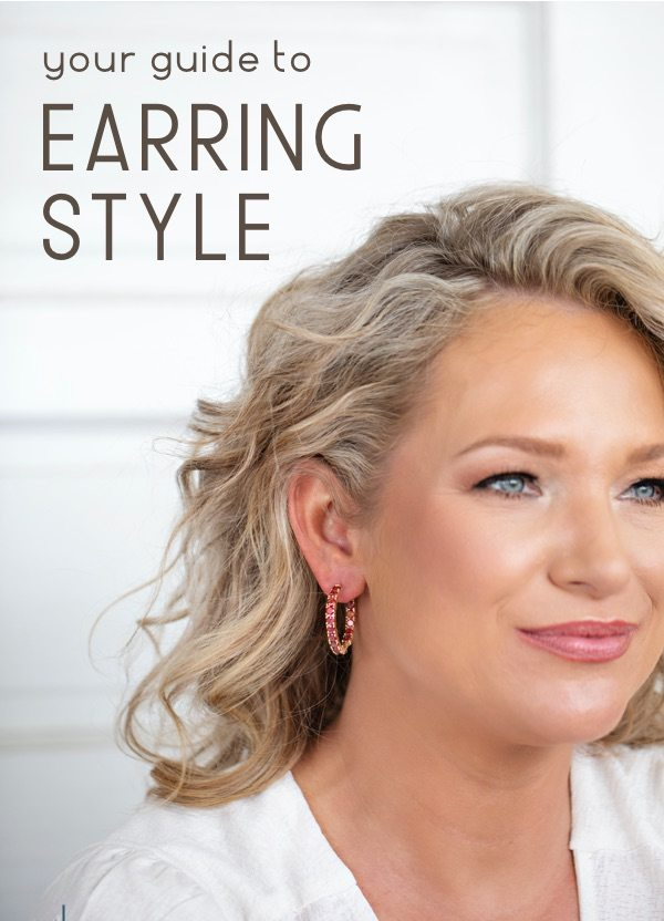 Shop inside-out earrings with gemstones inside and out