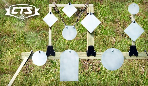 10% OFF CTS TARGETS