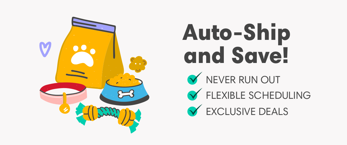 Schedule Your Next Good Deed with Auto-Ship!