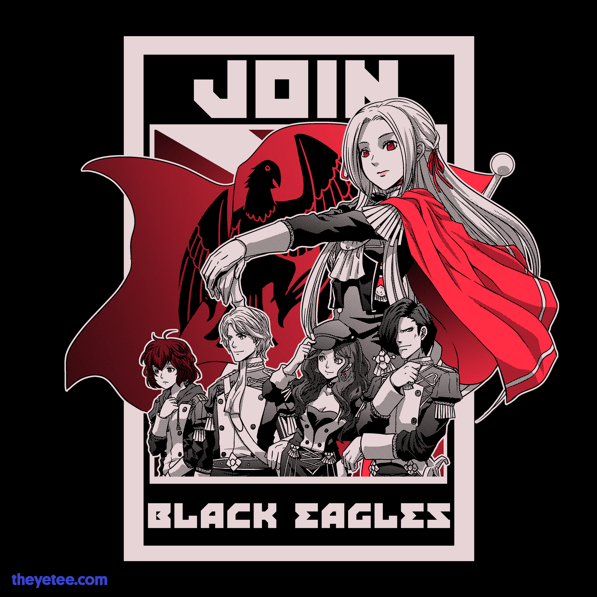 Image of Join Black Eagles