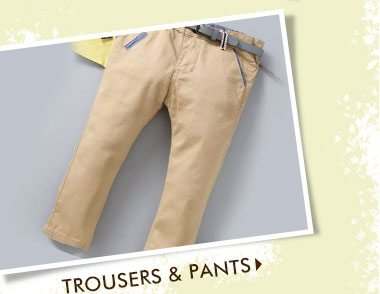 Trousers & Pants