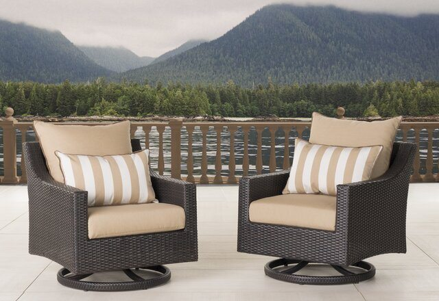 Excellent These Patio Lounge Chairs Are Perfect Wayfair Email Archive Machost Co Dining Chair Design Ideas Machostcouk
