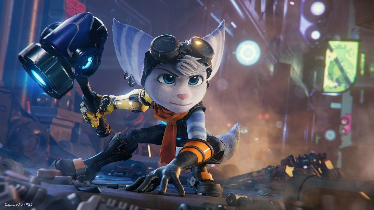 Ratchet and Clank character