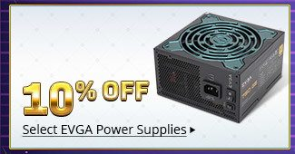 EVGA Power Supplies