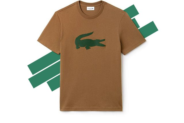 ea5297383e Upgrade Your T-Shirt Game - Lacoste Email Archive