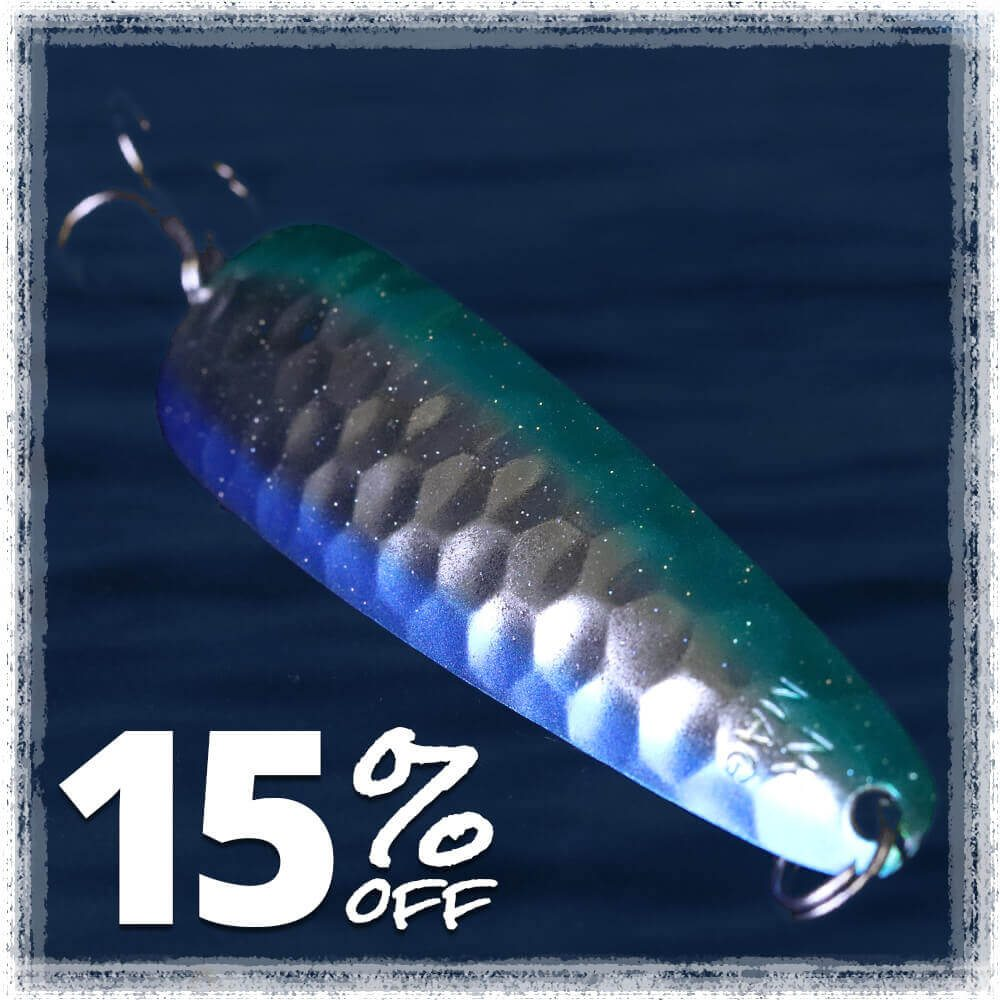 Save 15% on Northern King Spoons