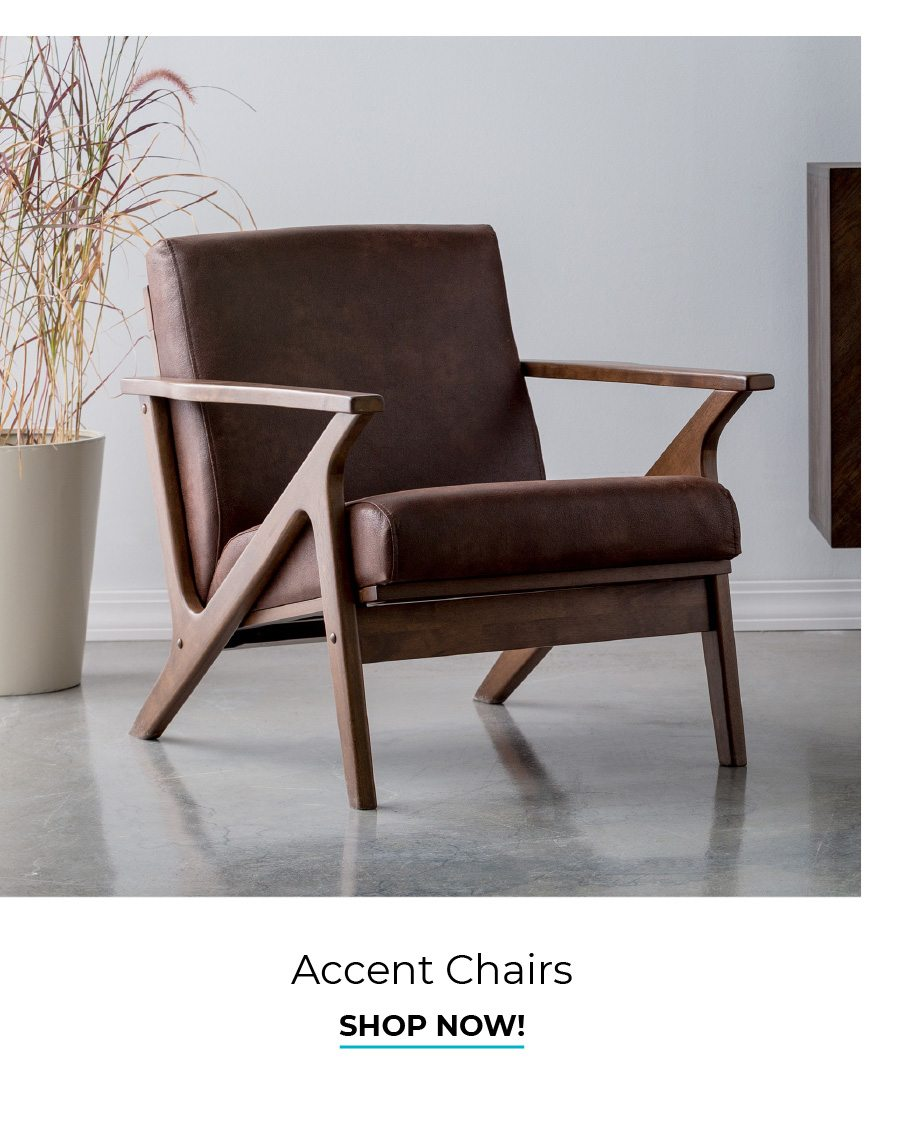 Accent Chairs | Shop Now!