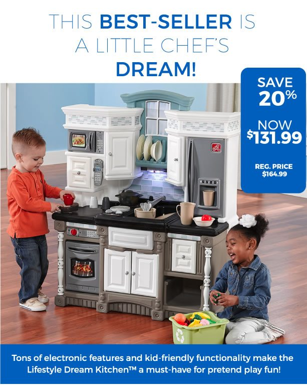 Open For 20 Off This Best Selling Play Kitchen Step2 Email Archive