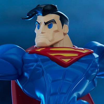 Superman Designer Collectible Toy UNRULY