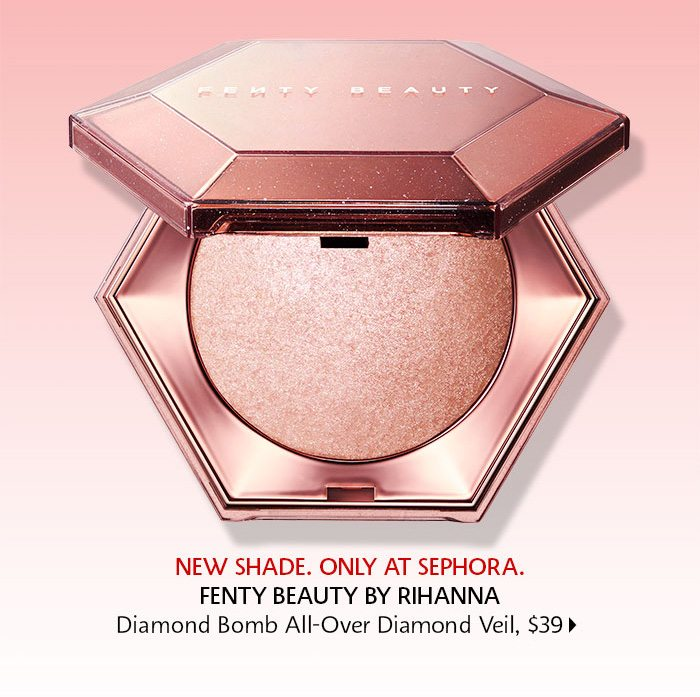 Fenty Diamond Bomb All-Over Diamond Veil