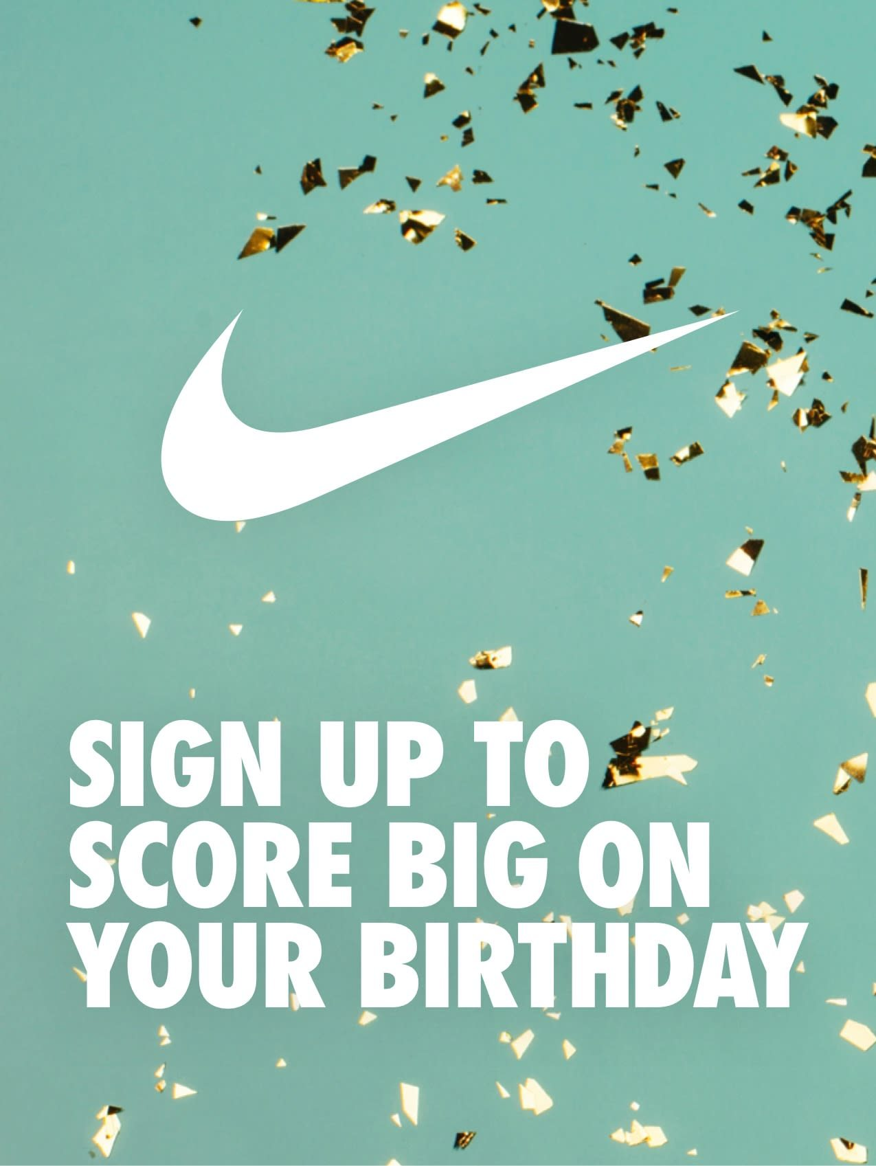 dolor de muelas rock instinto  Tell us your birthday to score a gift from Nike - Nike Email Archive