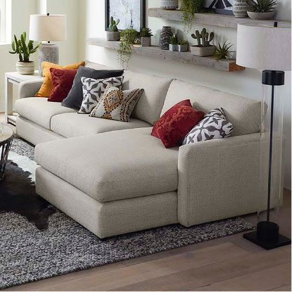 Allure Chaise Sectional