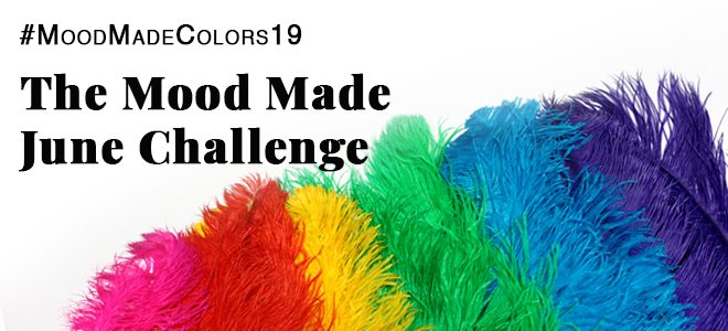 CHALLENGE OF THE MONTH: Colors