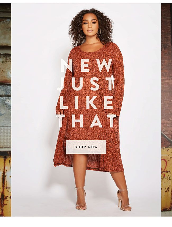 e59f1e1452ae6 Sweater Dresses I m  OBSESSED With - Ashley Stewart Email Archive