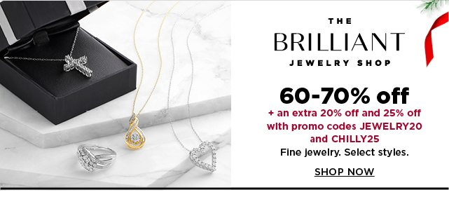 60 to 70% off fine jewelry. shop now.
