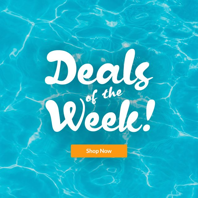 Deals Of The Week! Shop Now