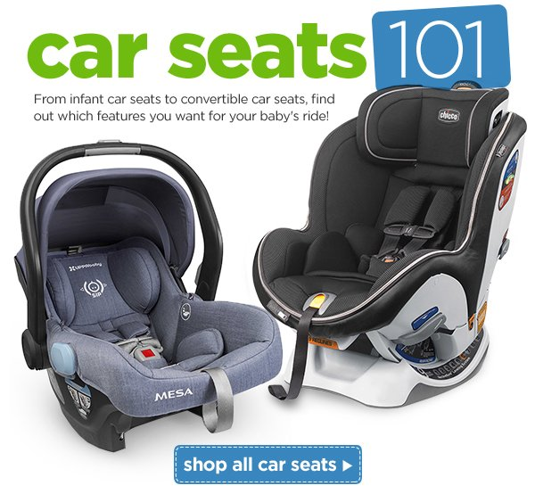 Car Seat Stories 101 From Infant Seats To Convertible Find Out Which