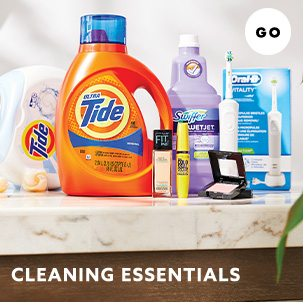 Cleaning Essentials