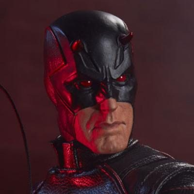 Daredevil Shadowland Sixth Scale Figure
