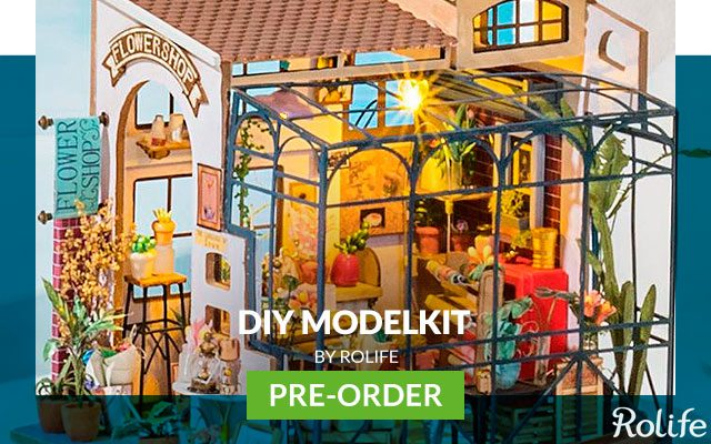 Model Kits by RoLife