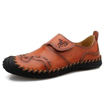 Hand Stitching Toe Protective Shoes