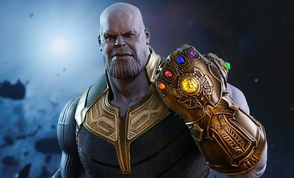 Avengers Infinity War - Thanos Sixth Scale Figure by Hot Toys