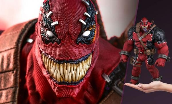 EXCLUSIVE GRINNING HEAD Venompool (Special Edition) Sixth Scale Figure by Hot Toys