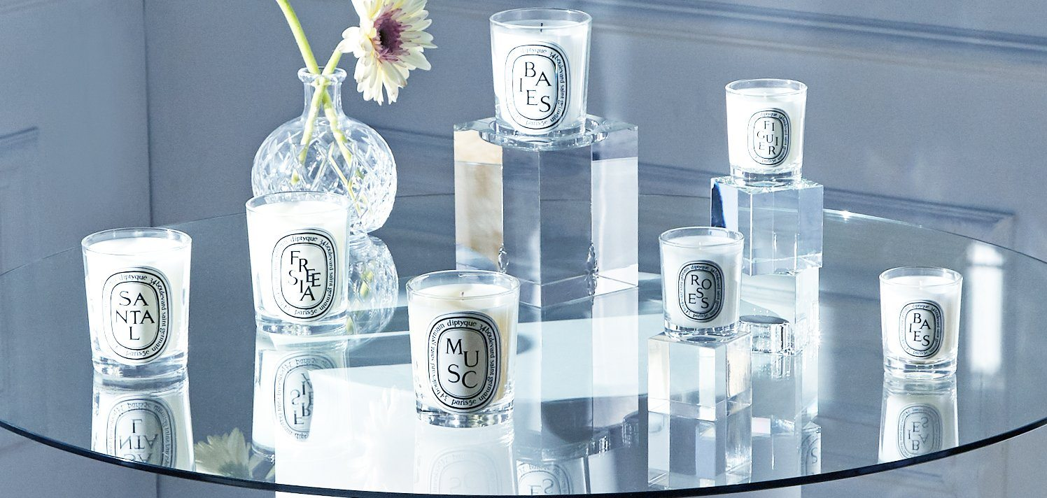 Diptyque & More High-End Candles. Why Not?