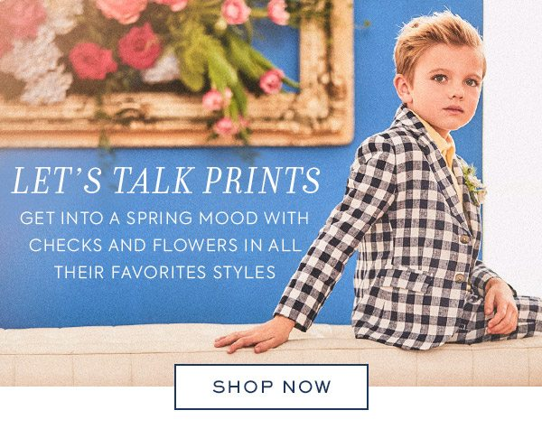 Let's Talk Prints. Shop Now