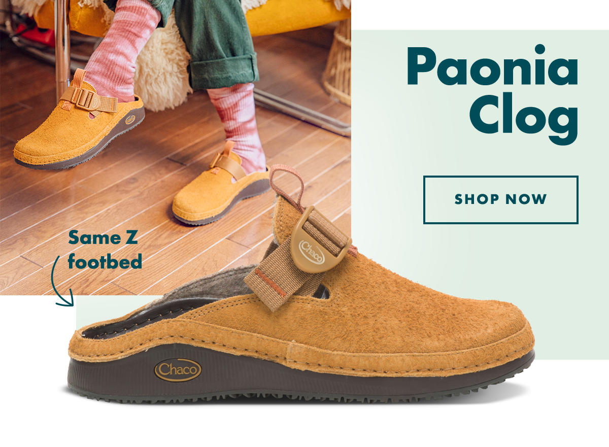 Paonia Clog - Shop Now