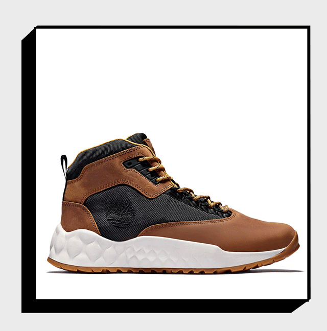 Brown Hiker Shoes